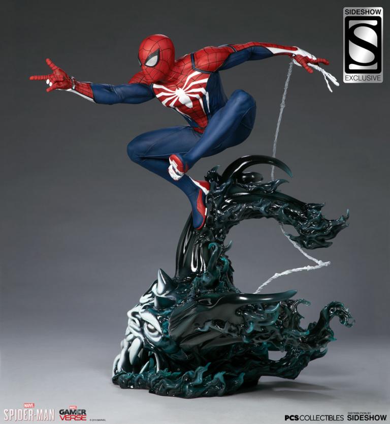 Spider-Man : La version PS4 dispose désormais d'une statuette collector