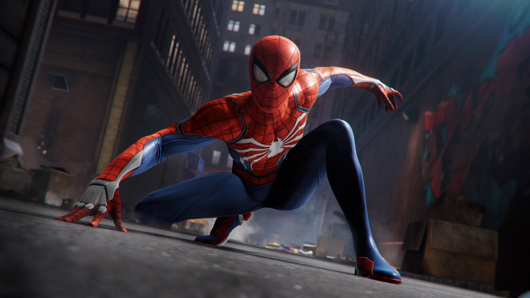 Spider Man La Version Ps4 Dispose Desormais D Une