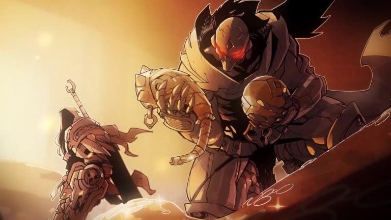 [MàJ] Darksiders Genesis : l'aventure de Guerre et Discorde prend date