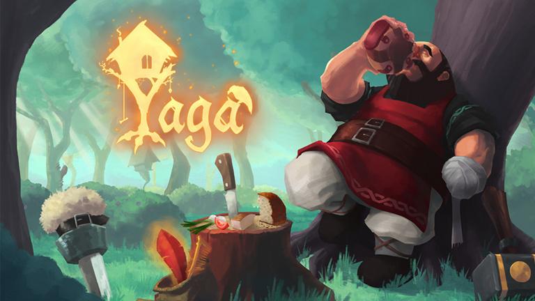 Yaga dévoile sa date de sortie sur PC et consoles