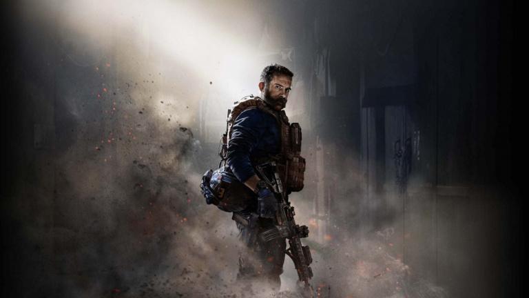 Call of Duty : Modern Warfare - Un thème gratuit sur PS4