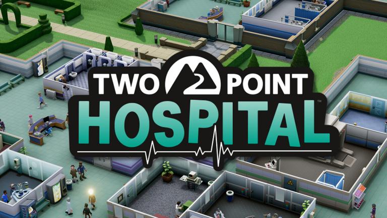 Two Point Hospital - La sortie console repoussée