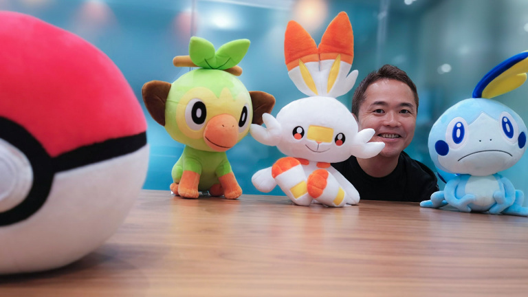 """Junichi Masuda : """"C'est difficile de créer de nouveaux Pokémon"""""""