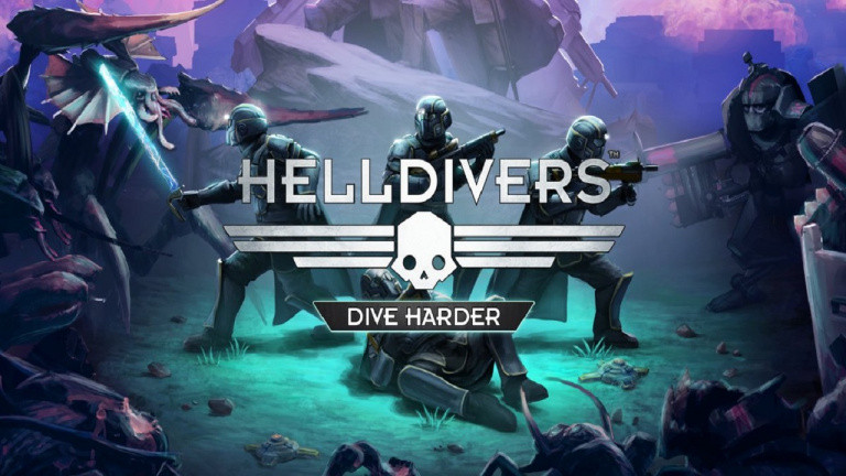 Helldivers s'offre une mise à jour surprise