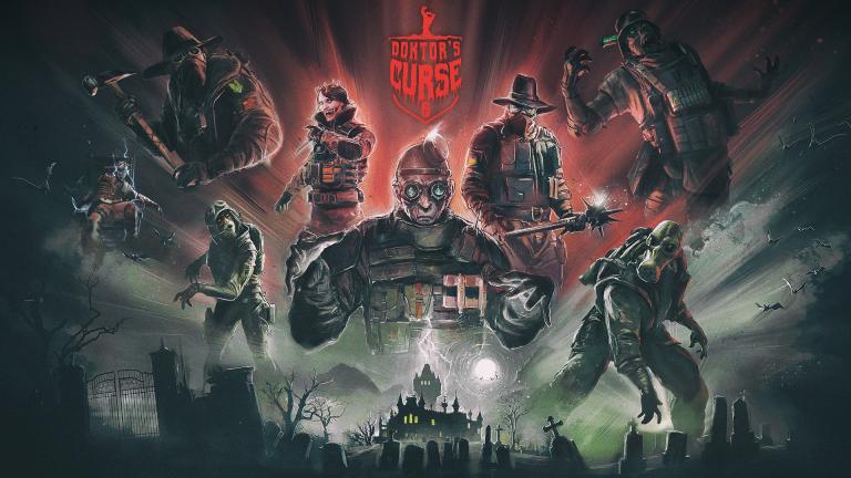 Rainbow Six Siege présente Doktor's Curse, son nouvel événement temporaire