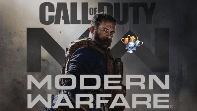 Call of Duty Modern Warfare : les trophées du reboot, la liste complète