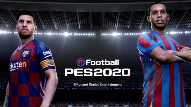 eFootball PES 2020 : le Data Pack 2.0 est lancé
