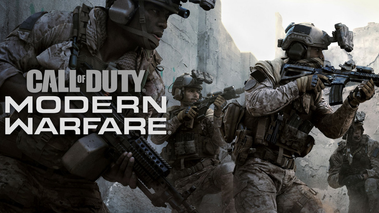 Call Of Duty : Modern Warfare PS4 à 49,99€ chez Rakuten !