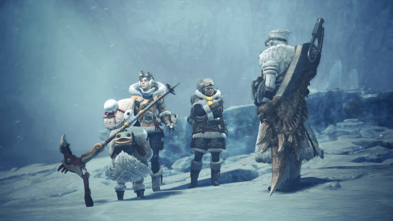 Monster Hunter World : L'extension Iceborne trouve sa date de sortie définitive sur PC