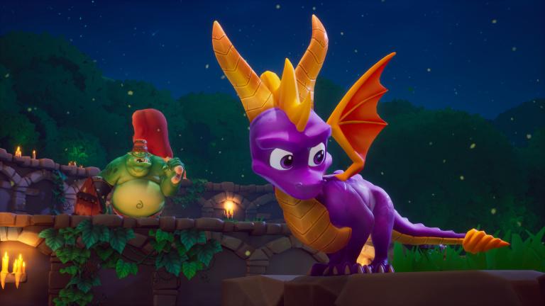 Spyro Reignited Trilogy aura droit à son artbook