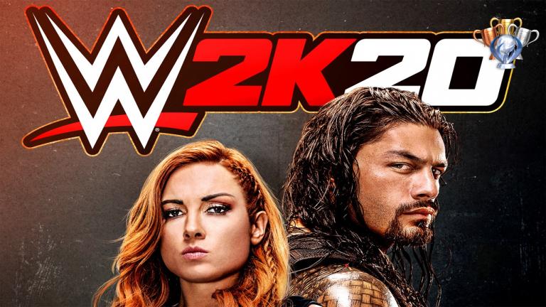 WWE 2K20 : la liste des 52 trophées disponibles