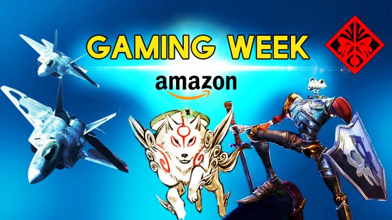 De nombreuses promotions gaming chez Amazon!