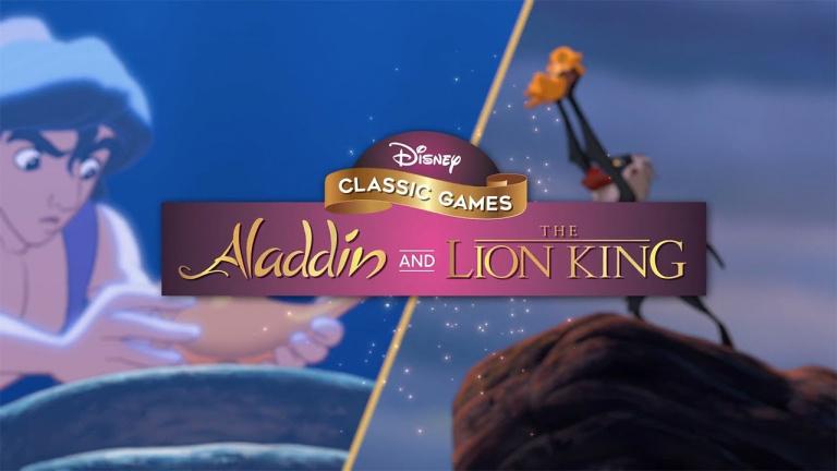 Disney Classic Games : Aladdin / Le Roi Lion - la liste des trophées est disponible