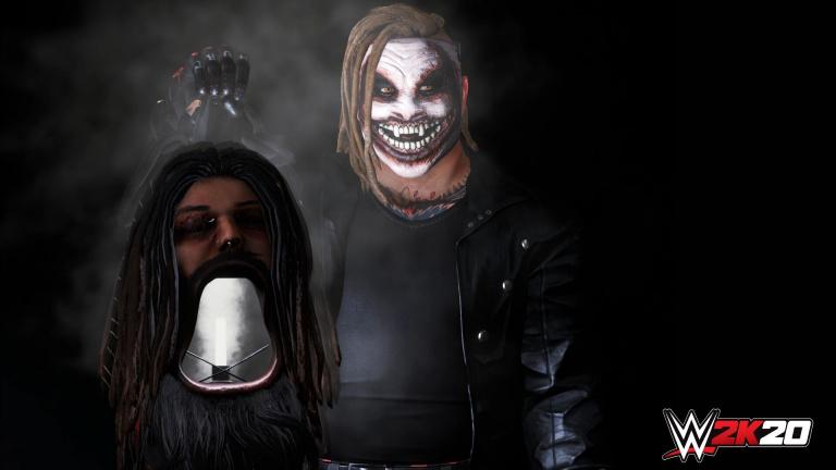 WWE 2K20 : Le DLC Bump in the Night est disponible