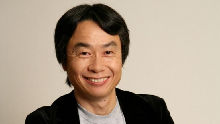 Shigeru Miyamoto récompensé au Japon
