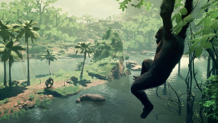 Ancestors : The Humankind Odyssey arrive sur PS4 et Xbox One le 6 décembre
