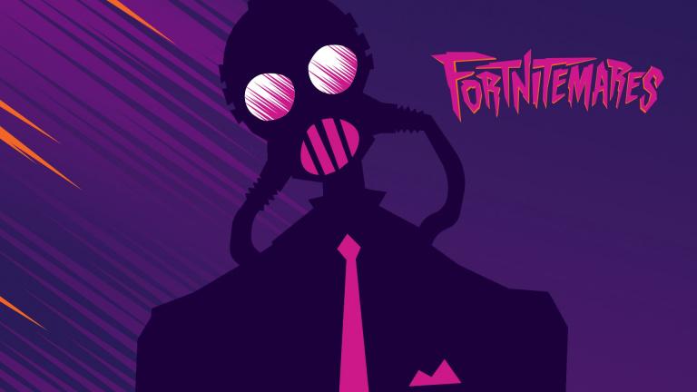 Fortnite Chapitre 2 Saison 1 Defis Cauchemar Creatif