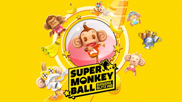 Super Monkey Ball Banana Blitz HD : la liste des trophées est disponible