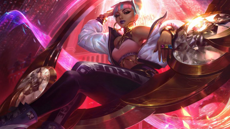 League of Legends dévoile les skins en partenariat avec Louis Vuitton