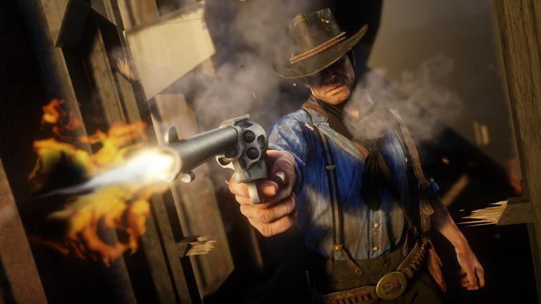 Red Dead Redemption II - Le pré-téléchargement est disponible