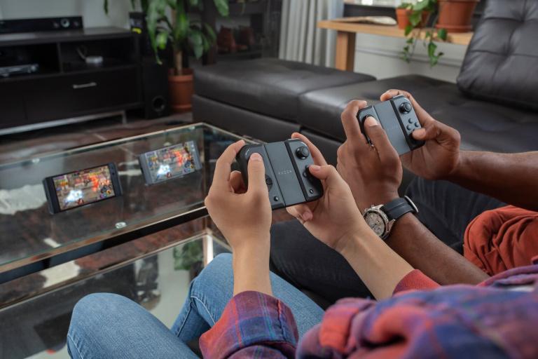 La manette Razer Junglecat transforme le smartphone en console portable