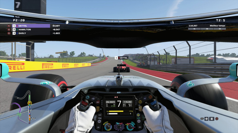 Codemasters encore aux manettes du jeu officiel de la F1