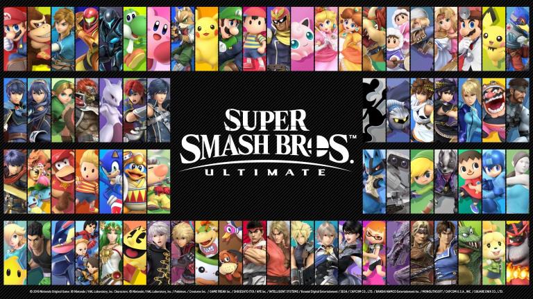 PGW 2019 : suivez la finale du tournoi Super Smash Bros. Ultimate en direct sur LeStream