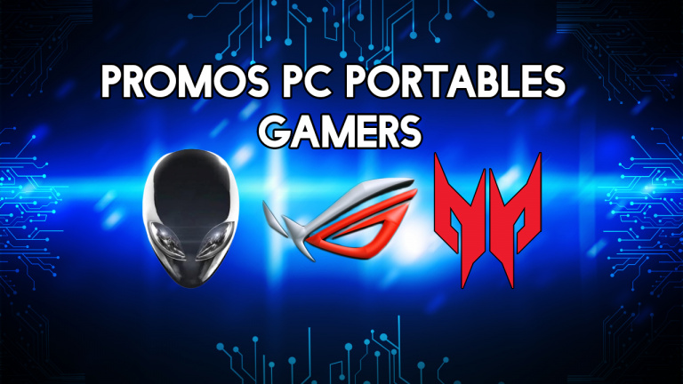 Des PC portables gaming en promotion !