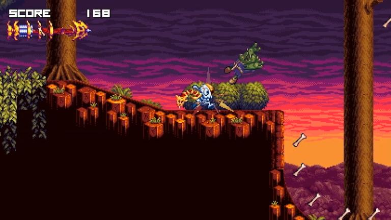 Headcannon (Sonic Mania) lance un Kickstarter pour un nouveau jeu de plateforme