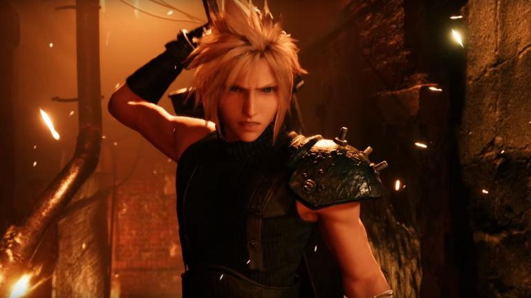 Final Fantasy VII Remake : Un petit screenshot inédit pour fêter Halloween