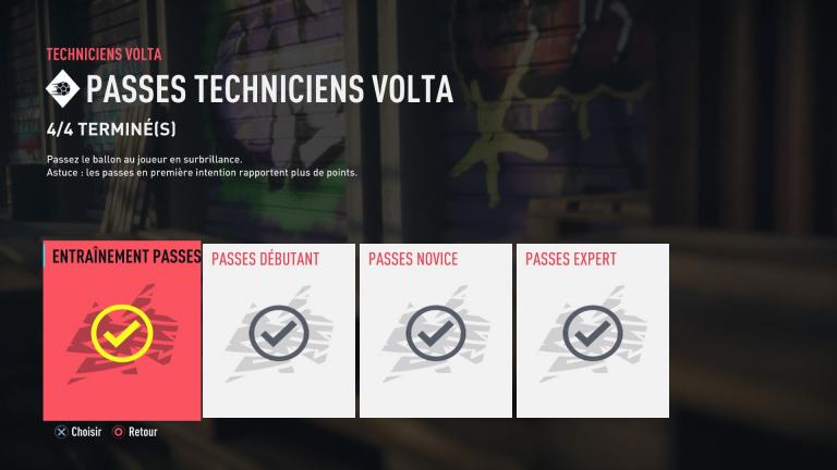 """FIFA 20, Volta : les jeux techniques """"passes techniciens"""", notre guide"""