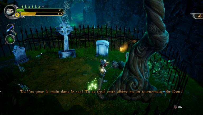 Débloquer les âmes perdues et le jeu original