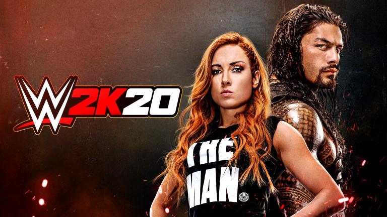WWE 2K20 déploie un patch centré sur les problèmes techniques
