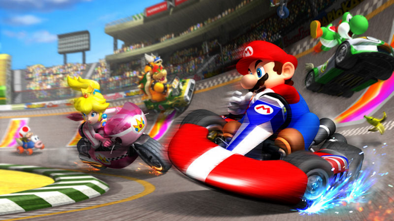 Mario Kart Wii s'est vendu à 40 000 exemplaires au dernier semestre