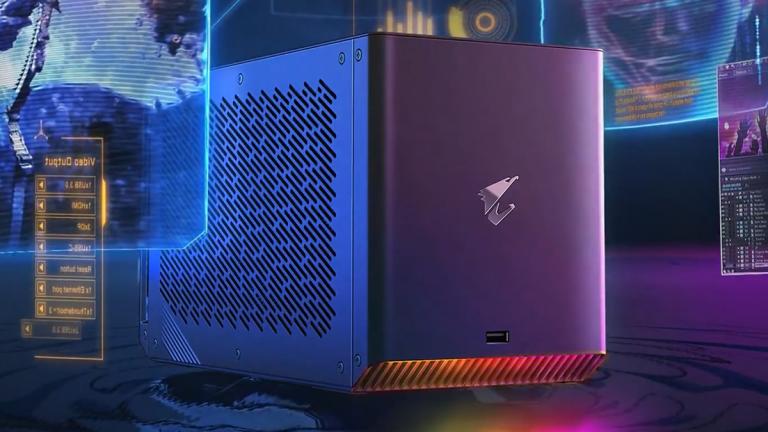 Aorus RTX 2080 Ti Gaming Box, la nouvelle CG externe watercoolée de Gigabyte