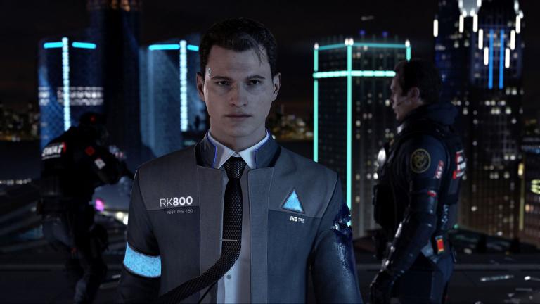Detroit : Become Human - La version PC bientôt bouclée