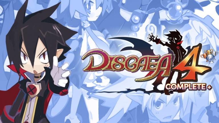 Disgaea 4 Complete+ : la liste des trophées est disponible