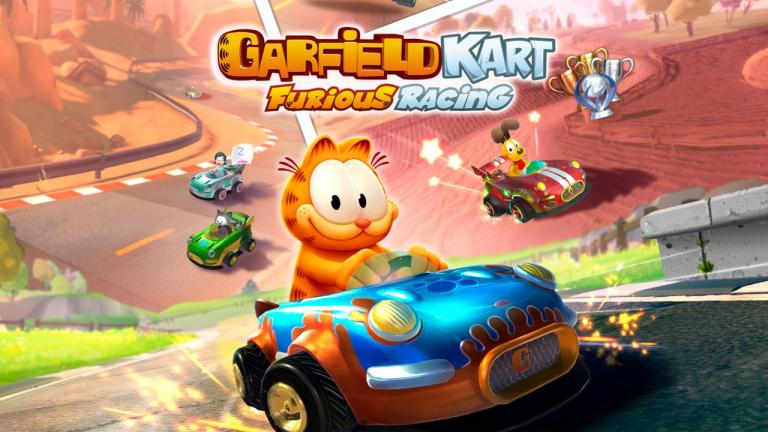 Garfield Kart Furious Racing : la liste des trophées disponible