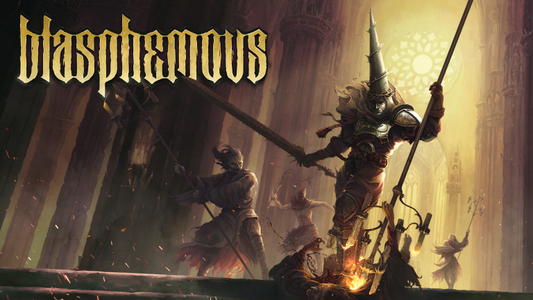 Blasphemous : Une édition physique ultra limitée annoncée