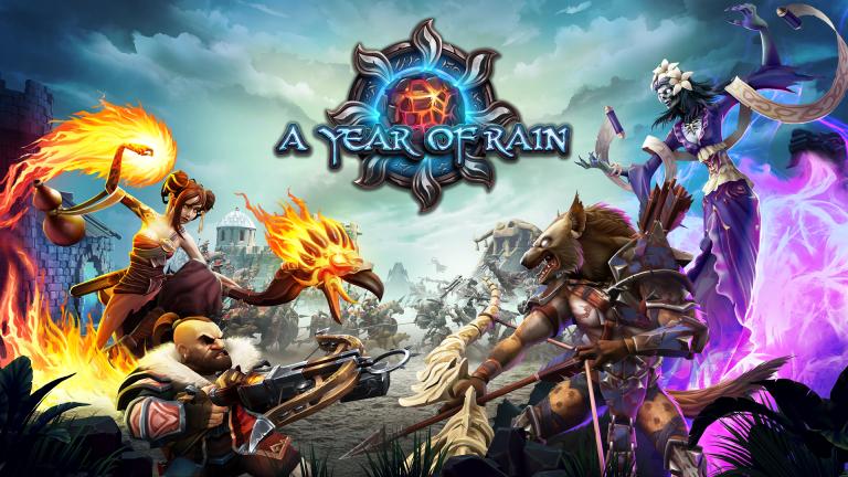 A Year of Rain est disponible en accès anticipé sur Steam