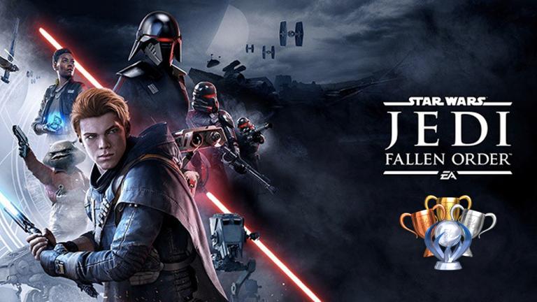 Star Wars Jedi Fallen Order : les 40 trophées de la Force