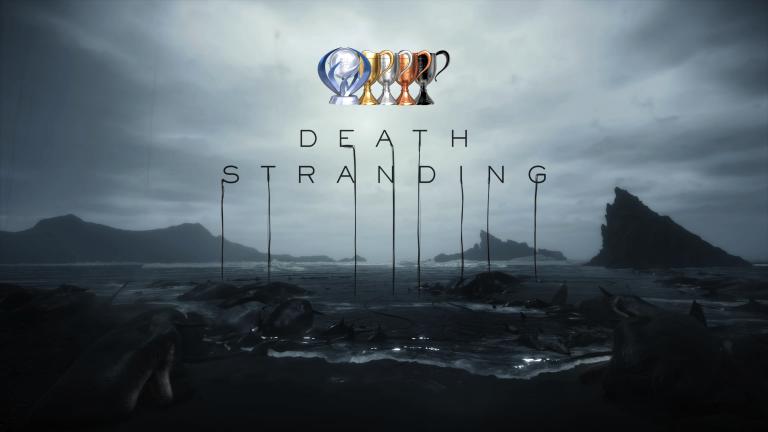 Death Stranding : tous les trophées du nouveau jeu d'Hideo Kojima