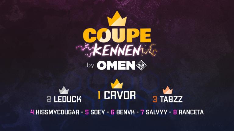 TFT : les meilleurs moments de la Coupe Kennen by OMEN !