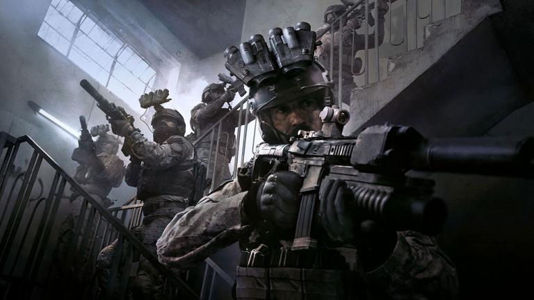 Call of Duty : Modern Warfare - Des modifications des bruits de pas et des armes sont à prévoir