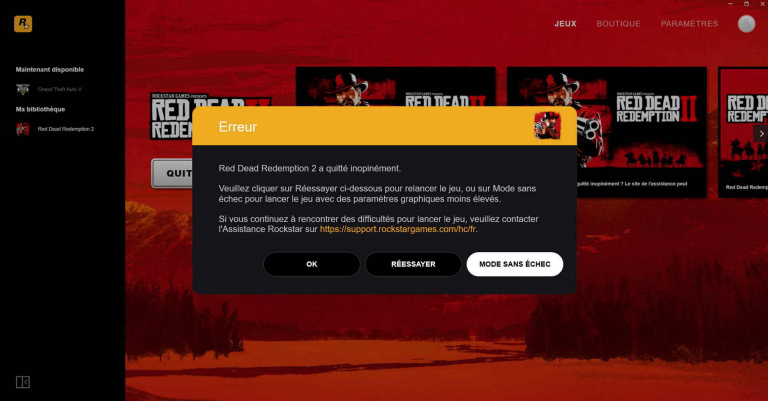 Red Dead Redemption 2 : une version PC sublime, mais quelques couacs techniques