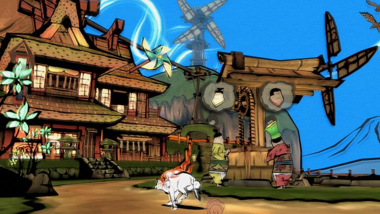 Okami HD et Mega Man 11 ont passé le million de copies distribuées