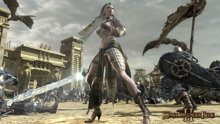 Kingdom Under Fire II précise ses configurations minimales et recommandées sur PC