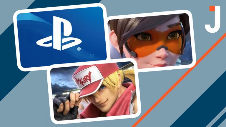 Le Journal : PlayStation, Overwatch 2, Smash Bros ... les news du jour