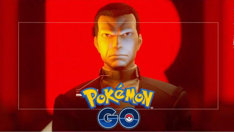 Màj Pokémon Go Team Go Rocket Affrontez Le Boss Giovani