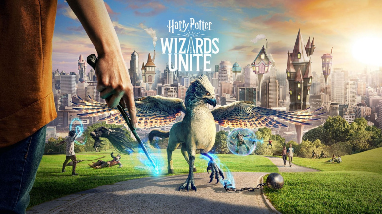 Harry Potter : Wizards Unite - Report de l'événement brillant : L'Union fait la force